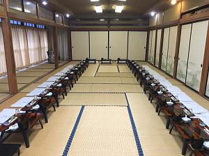 ・大宴会場(椅子席スタイル)